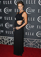 HOLLYWOOD, LOS ANGELES, CA, USA - APRIL 22: Stacy Keibler at the 5th Annual ELLE Women In Music Concert Celebration presented by CUSP by Neiman Marcus held at Avalon on April 22, 2014 in Hollywood, Los Angeles, California, United States. (Photo by Xavier Collin/Celebrity Monitor)