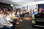 Kimi Raikkonen (FIN), Scuderia Ferrari - Sebastian Vettel (GER), Red Bull Racing - Nico Rosberg (GER), Mercedes GP<br />  Foto &copy; nph / Mathis