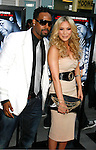 "HOLLYWOOD, CA. - May 20: Shawn Wayans and Shoshana Bush arrive at the Los Angeles Premiere of ""Dance Flick"" at the ArcLight Theatre on May 20, 2009 in Hollywood, California."