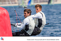45 TROFEO PRINCESA SOFIA ,Palma de Mallorca, Spain, Jesus Renedo photography,day 1