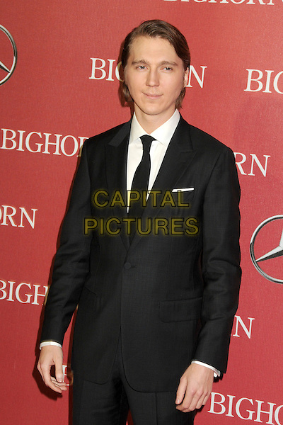 2 January 2016 - Palm Springs, California - Paul Dano. 27th Annual Palm Springs International Film Festival Awards Gala held at the Palm Springs Convention Center.  <br /> CAP/ADM/BP<br /> &copy;BP/ADM/Capital Pictures