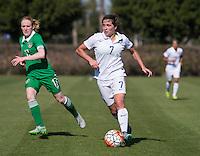 Carson, CA - January 25, 2016: The U-23 USWNT defeated Ireland 3-0 at StubHub Field #4.