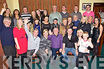 Suprise - Billy McCord from Connolly Park, seated centre having a wonderful time with friends and family at his suprise 70th birtdhay party held in the Na Gael GAA Clubhouse on Saturday night.