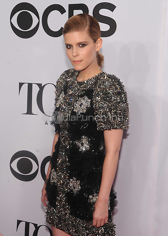 New York, NY- June 8: Kate Mara attend the American Theater Wing's 68th Annual Tony Awards on June 8, 2014 at Radio City Music Hall in New York City. (C)  Credit: John Palmer/MediaPunch