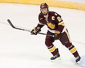 Mike Montgomery (Duluth - 24) - The University of Minnesota-Duluth Bulldogs defeated the Union College Dutchmen 2-0 in their NCAA East Regional Semi-Final on Friday, March 25, 2011, at Webster Bank Arena at Harbor Yard in Bridgeport, Connecticut.