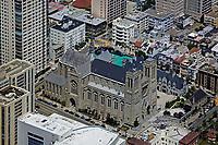 Nob Hill | San Francisco Aerial Photography