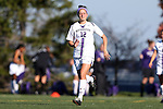 21 October 2012: Northwestern's Margo McGinty. The Northwestern University Wildcats played the University of Iowa Hawkeyes at Lakeside Field in Evanston, Illinois in a 2012 NCAA Division I Women's Soccer game. Northwestern won the game 1-0.