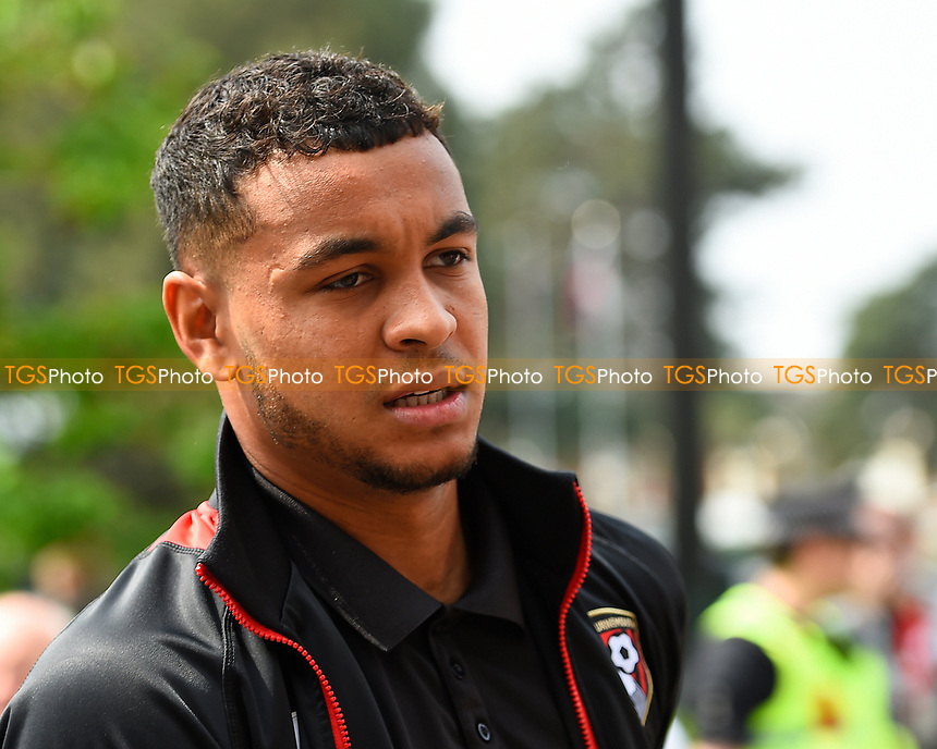 Joshua King of AFC Bournemouth during AFC Bournemouth vs Stoke City, Premier League Football at the Vitality Stadium on 6th May 2017