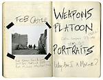 Stephen Dupont: Weapons Platoon, US Marines, Afghanistan