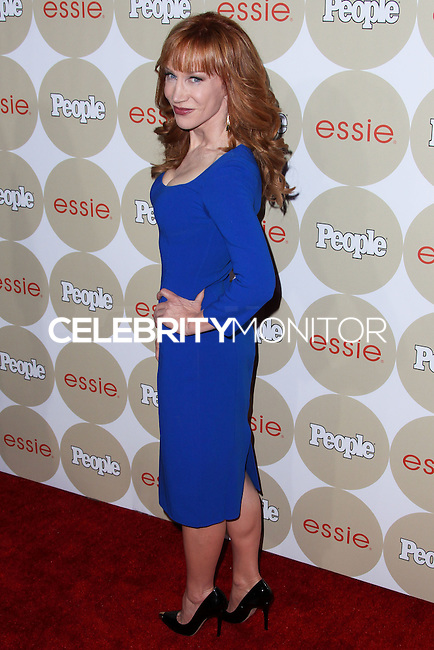 "LOS ANGELES, CA - OCTOBER 09: Actress/Comedian Kathy Griffin arrives at People's ""ONES To Watch"" Party held at Hinoki & The Bird on October 9, 2013 in Los Angeles, California. (Photo by Xavier Collin/Celebrity Monitor)"