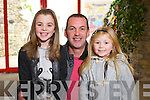 Pictured at the Circus Festival at Siamsa Tire on Saturday were from left: Marnie, Tommy and Holly Horan (Castleisland)
