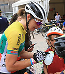 2019 Trentino MTB Challenge - Ride the Nature - 1000 Grobbe Bike Challenge - 100 Km dei Forti  il 09/06/2019 a Lavarone,  Katazina Sosna (Lituania)<br />  © Pierre Teyssot / Mosna