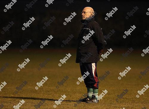2010-03-11 / Voetbal / seizoen 2009-2010 / Willebroek-Meerhof / Rudy Haleydt..Foto: Mpics