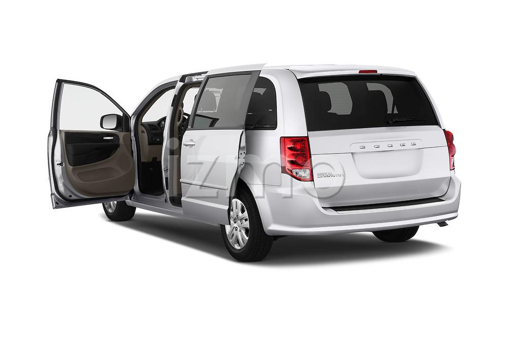 Car images of 2018 Dodge Grand-Caravan SE 5 Door Minivan Doors