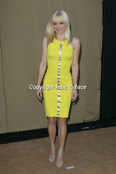 Anna Faris at the CW, CBS and Showtime 2013 summer TCA party in Los Angeles, California, 29.07.2013.<br /> Credit: MediaPunch/face to face<br /> - Germany, Austria, Switzerland, Eastern Europe, Australia, UK, USA, Taiwan, Singapore, China, Malaysia, Thailand, Sweden, Estonia, Latvia and Lithuania rights only -