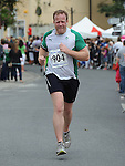 Niall Kirby Running in the Clogherhead 10k. Photo: Colin Bell/pressphotos.ie