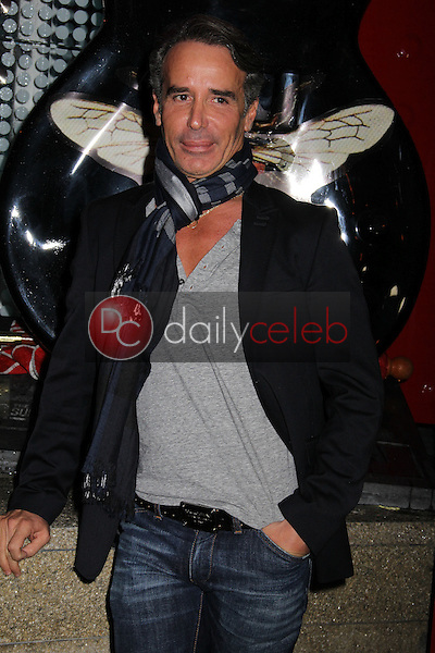 Lloyd Klein<br /> Renowned Fashion Designer Lloyd Klein leaving Boa Restaurant with recording artist Mohammad Molaei, West Hollywood, CA 12-12-12<br /> David Edwards/DailyCeleb.com 818-249-4998