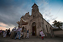 25/02/16 <br /> <br /> Mass is performed outside Iglesia de Guadalupe, Granada, Nicaragua.<br /> <br /> All Rights Reserved: F Stop Press Ltd. +44(0)1335 418365   +44 (0)7765 242650 www.fstoppress.com