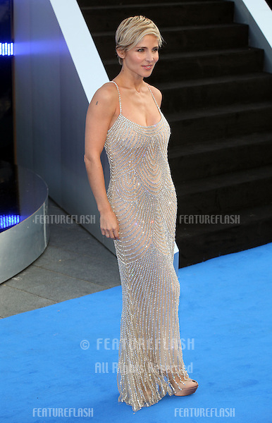 Elsa Pataky arriving for the 'Fast And Furious 6' Premiere, at Empire Leicester Square, London. 07/05/2013 Picture by: Alexandra Glen / Featureflash