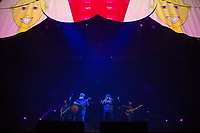 LAS VEGAS, NV - December 30, 2018: ***HOUSE COVERAGE*** Tenacious D performs at The Joint at Hard Rock Hotel &amp; Casino in Las Vegas, NV on December 30, 2018. <br /> CAP/MPI/EKP<br /> &copy;EKP/MPI/Capital Pictures
