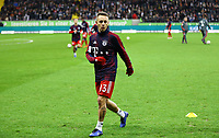 Rafinha (FC Bayern Muenchen) - 22.12.2018: Eintracht Frankfurt vs. FC Bayern München, Commerzbank Arena, DISCLAIMER: DFL regulations prohibit any use of photographs as image sequences and/or quasi-video.