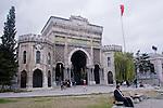 Istanbul University, Bazaar Quarter, Istanbul, Turkey