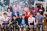 Glenbeigh & Ballymacelligott Handball clubs came together on Friday for their Awards Night. They presented trophies to their winning players who inlcuded 8 All-Ireland Champions. Two Appreciation Awards were also presented to Long Serving members in recognition of their contributions.