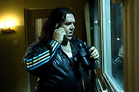 Attack the Block (2011) <br /> Nick Frost <br /> *Filmstill - Editorial Use Only*<br /> CAP/KFS<br /> Image supplied by Capital Pictures