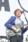 Two Door Cinema Club play the Main Stage on Day 2 of the Oxegen Festival, Punchestown, Co.Kildare...(Photo credit should read Jenny Matthews www.newsfile.ie)....This Picture has been sent you under the conditions enclosed by:.Newsfile Ltd..The Studio,.Millmount Abbey,.Drogheda,.Co Meath..Ireland..Tel: +353(0)41-9871240.Fax: +353(0)41-9871260.GSM: +353(0)86-2500958.email: pictures@newsfile.ie.www.newsfile.ie.