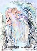 Marie, MODERN, MODERNO, paintings+++++,USJO41,#N# Joan Marie angel woman