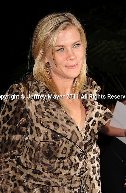 BEVERLY HILLS, CA - January 16: Alison Sweeney arrives at The Weinstein Company and Relativity Media's 2011 Golden Globe After Party presented by Marie Claire held at BAR 210 - The Beverly Hilton Hotel on January 16, 2011 in Beverly Hills, California.