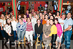 1986 Reunion: Members of the leaving cert classes of 1986 from St. Michael's College, Listowel  & Presentation Secondary Convent, Listowel gathered at Christy's Bar, Listowel for a reunion on Saturday night last.