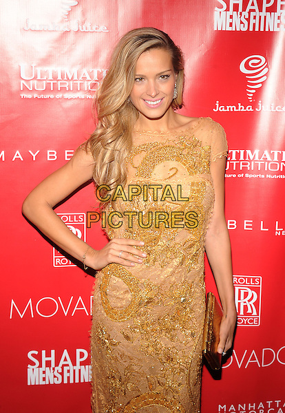 New York,NY- January 31: Petra Nemcova at SHAPE &amp; Men's Fitness Kickoff Party at Cipriani 42nd Street on January 31, 2014.  <br /> CAP/MPI/RTNStevens<br /> &copy;RTNStevens/MediaPunch/Capital Pictures