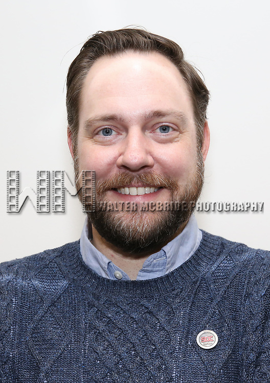 Moritz von Stuelpnagel attends the BroadwayHD panel discussion at Broadwaycom 2018 on January 26, 2018 at Jacob Javitz Center in New York City.