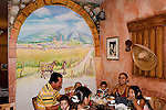 Mexican Family, Taquitos Jalisco Restaurant, Orlando, Florida