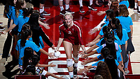 Stanford, CA; November 24, 2018; Women's Volleyball, Stanford vs California.