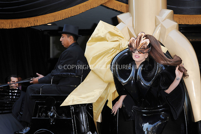 WWW.ACEPIXS.COM . . . . . .September 14, 2012...New York City....Lady Gaga launches  her  first fragrance, LADY GAGA FAME, at Macy's Herald  Square.September 14, 2012 in New York City. ....Please byline: KRISTIN CALLAHAN - WWW.ACEPIXS.COM.. . . . . . ..Ace Pictures, Inc: ..tel: (212) 243 8787 or (646) 769 0430..e-mail: info@acepixs.com..web: http://www.acepixs.com .