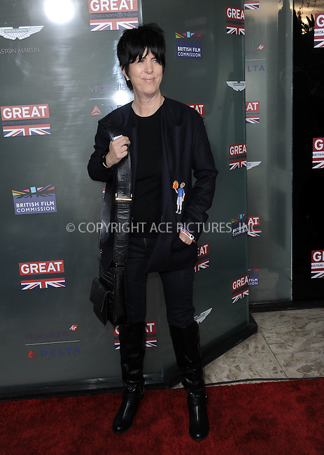 WWW.ACEPIXS.COM<br /> <br /> February 20 2015, LA<br /> <br /> Diane Warren arriving at the GREAT British film reception honoring the British nominees of the 87th Annual Academy Awards at The London West Hollywood on February 20, 2015 in West Hollywood, California<br /> <br /> <br /> By Line: Peter West/ACE Pictures<br /> <br /> <br /> ACE Pictures, Inc.<br /> tel: 646 769 0430<br /> Email: info@acepixs.com<br /> www.acepixs.com
