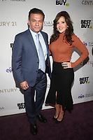 15 November 2019 - Beverly Hills, California - David Barrera, Maria Canals-Barrera. The Eva Longoria Foundation Gala held at The Four Seasons Hotel. Photo Credit: FS/AdMedia
