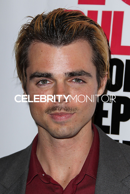 "HOLLYWOOD, LOS ANGELES, CA, USA - APRIL 01: Reid Ewing at the Los Angeles Premiere Of Screen Media Films' ""10 Rules For Sleeping Around"" held at the Egyptian Theatre on April 1, 2014 in Hollywood, Los Angeles, California, United States. (Photo by Xavier Collin/Celebrity Monitor)"
