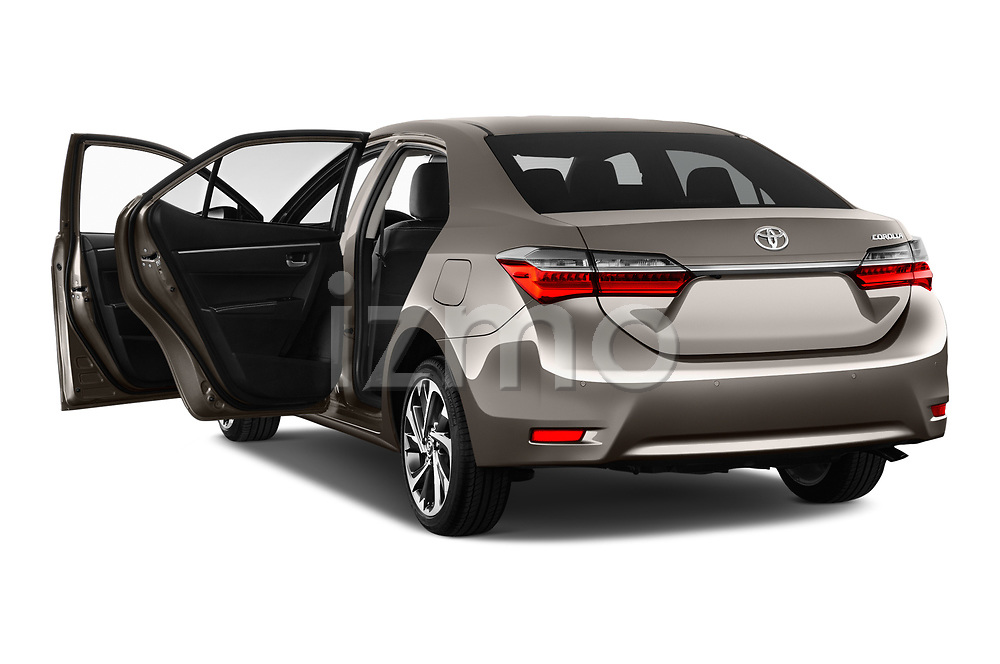 Car images of 2017 Toyota Corolla Lounge 4 Door Sedan Doors