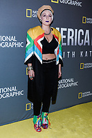 "NEW YORK - APRIL 9: Nova Zef attends National Geographic's ""America Inside Out with Katie Couric"" Premiere Screening at the Titus Theater at MOMA on April 9, 2018 in New York City. ""America Inside Out with Katie Couric"", a new six-part documentary series, follows Couric as she travels the country to talk with the people bearing witness to the most complicated and consequential questions in American culture today. The weekly series premieres Wednesday, April 11, 2018, at 10/9c and will air globally on National Geographic.(Photo by Anthony Behar/National Geographic/PictureGroup)"