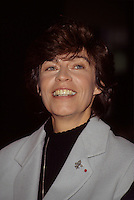 Montreal (QC) CANADA - 1995  File Photo  -  Louise Beaudoin