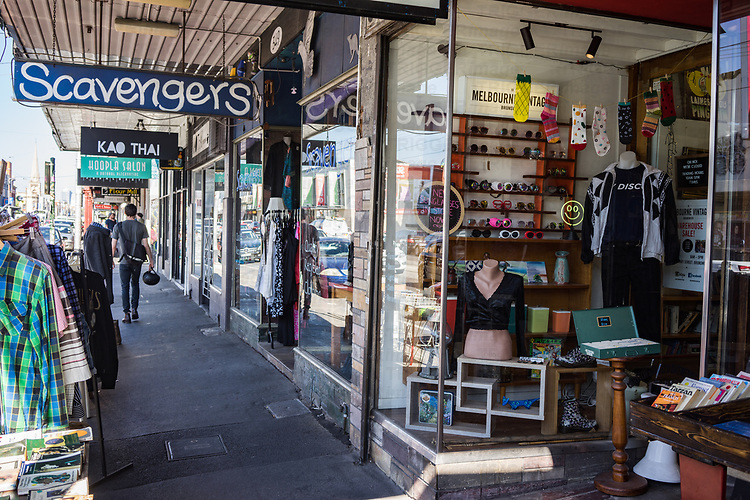 Second hand shop in  Melbourne suburbs