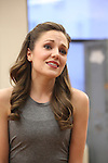 Laura Osnes during the Press Rehearsal for the Manhattan Concert Production of 'Crazy For You'  at Pearl Studios on February 16, 2017 in New York City.