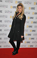 LONDON, ENGLAND - NOVEMBER 28: Sophie Hinchliffe at the Comedy Central's FriendsFestive exhibition VIP launch, Old Truman Brewery, Hanbury Street on Thursday 28 November 2019 in London, England, UK. <br /> CAP/CAN<br /> ©CAN/Capital Pictures