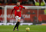 Juan Mata of Manchester United during the Premier League match at Old Trafford, Manchester. Picture date: 11th January 2020. Picture credit should read: James Wilson/Sportimage