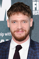 Billy Howle at the London Film Festival 2017 screening of &quot;On Chesil Beach&quot; at the Embankment Garden Cinema, London, UK. <br /> 08 October  2017<br /> Picture: Steve Vas/Featureflash/SilverHub 0208 004 5359 sales@silverhubmedia.com