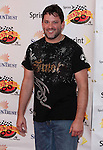 NASCAR driver Tony Stewart attends the Sprint Sound & Speed fan festival at the Nashville Municipal Auditorium on January 9, 2010 in Nashville, Tennessee.  (Photo by Frederick Breedon/Getty Images)