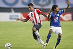 Júnior empató en cero con Millonarios en El Campín y se quedó con el primer lugar de la fase regular del Torneo Finalización